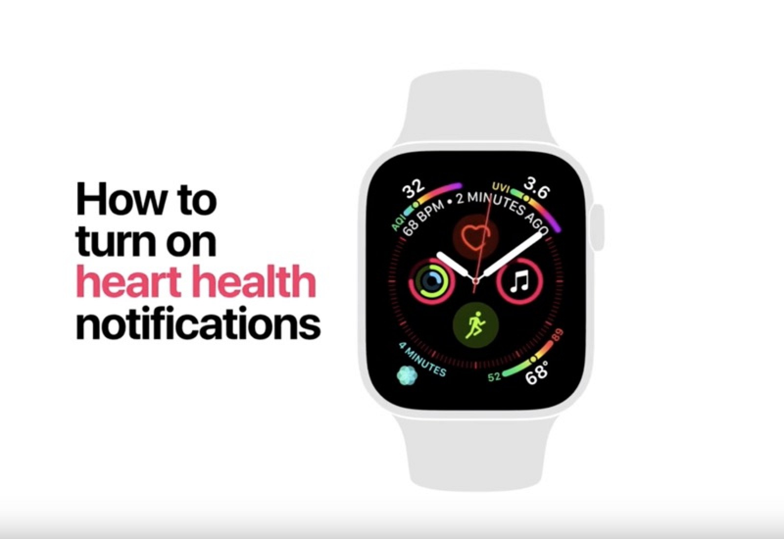 Apple Shares New Apple Watch Videos on Fall Detection and Heart