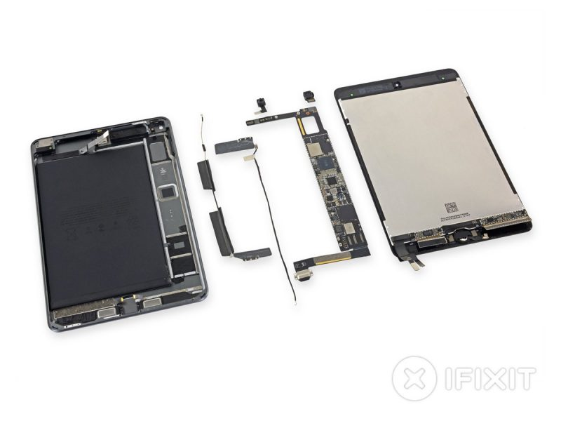 iPad mini 5 Teardown: A12 Bionic Processor With 3GB of RAM