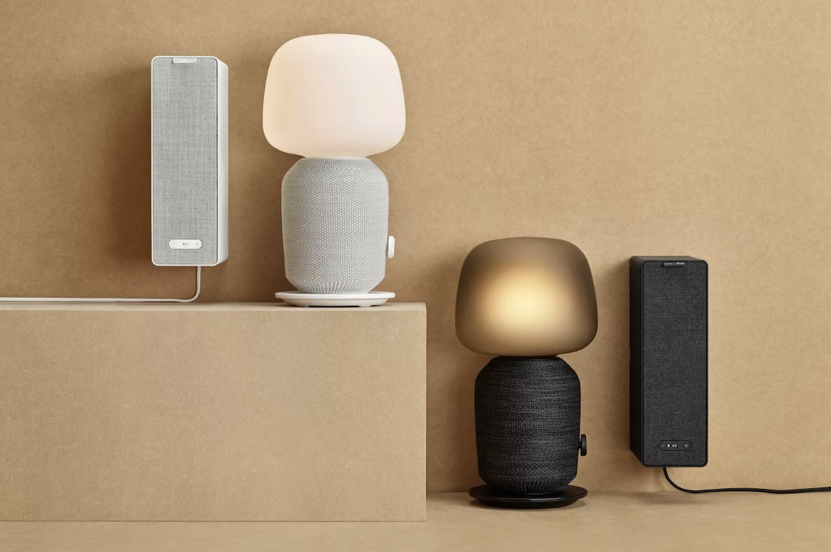 76f706a9da8 Image from Ikea Sonos via The Verge. Each device will be controlled through  the Sonos app