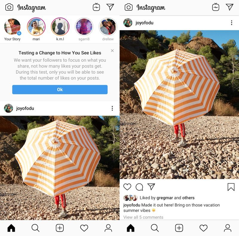 Instagram Announces New Camera Design and Create Mode, Tests