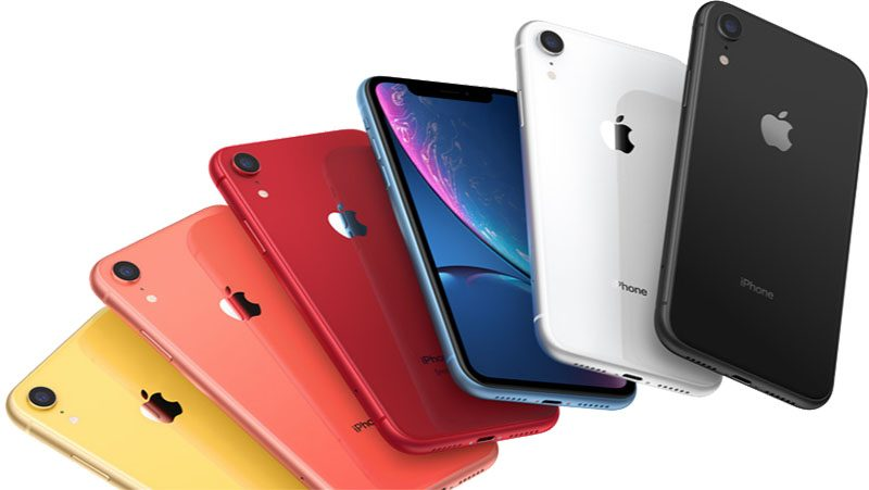 half off 6a64f e52b3 The research firm found that the iPhone XR accounted for 38 percent of U.S.  iPhone sales during the quarter, ahead of the iPhone XS and iPhone XS Max  with a ...