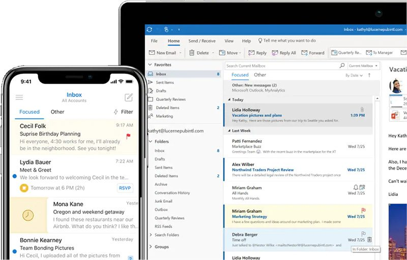 How to recover email password from outlook 2020