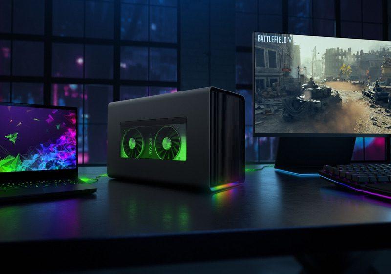 Razer Launches New Core X Chroma eGPU - MacRumors