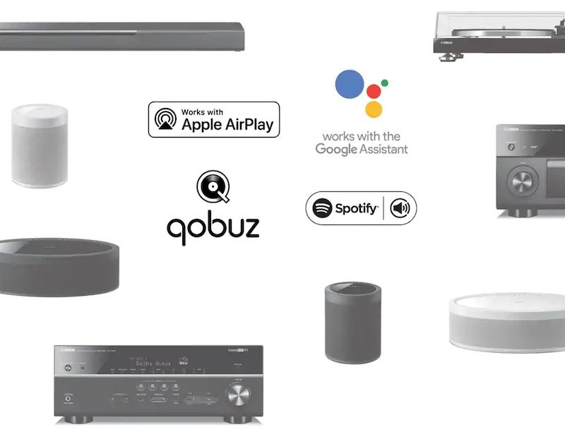 Yamaha Rolling Out AirPlay 2 Support to Select Home Audio