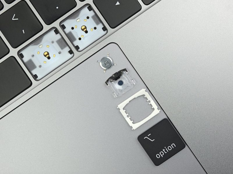 MacBook Pro / Air Butterfly Keyboard Issues (Repeating