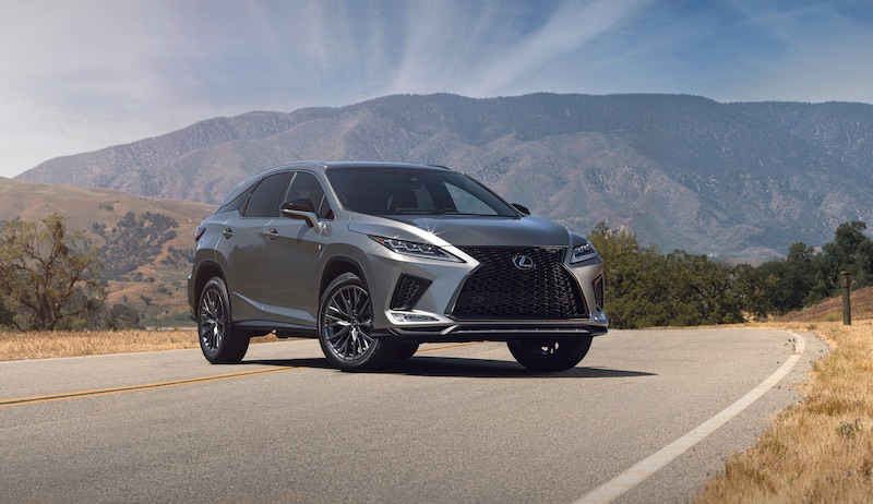 Lexus RX Finally Getting CarPlay and Android Auto - MacRumors