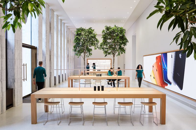 Apple Previews Carnegie Library Store in Washington, D C