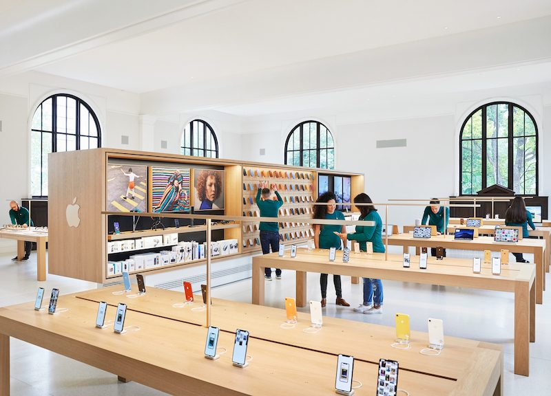 401df2fda56d Apple's plans to open a store at Carnegie Library were first revealed back  in 2016. Apple CEO Tim Cook recently discussed the store in an interview.