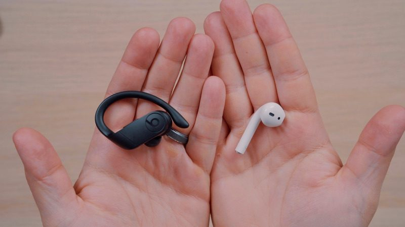 How Do Apple's New Powerbeats Pro Compare to AirPods? - MacRumors