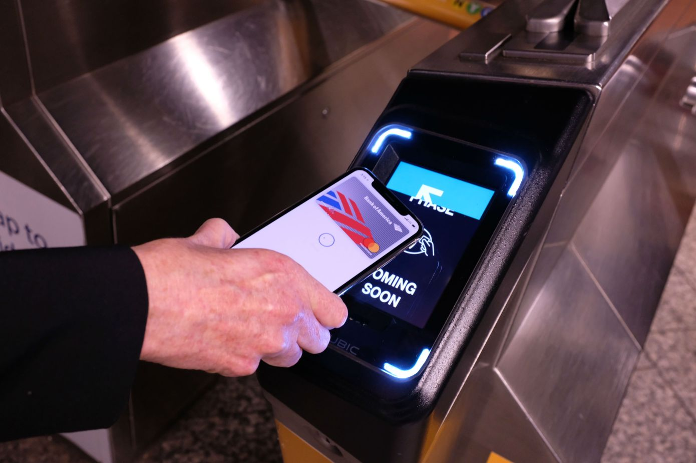 Apple Pay Express Transit Coming to London 'in the Coming