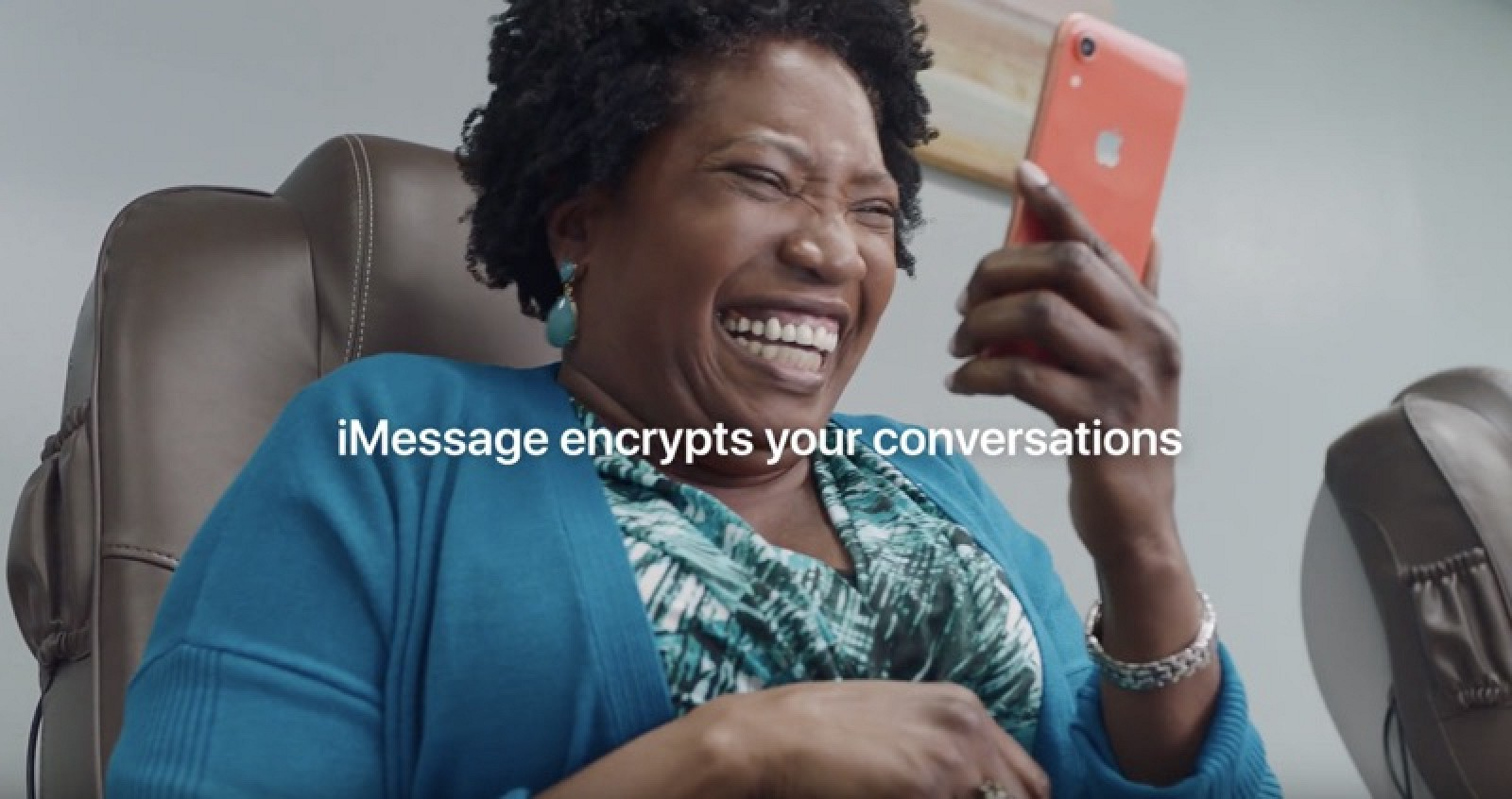 Apple Shares New 'Inside Joke' Privacy-Focused Video Highlighting iMessage Encryption