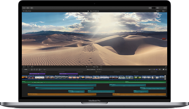 Apple Debuts New 8-Core MacBook Pro With Updated Keyboard - MacRumors