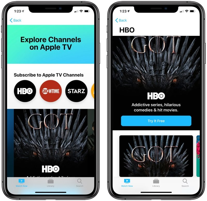 Apple Releases iOS 12 3 With New TV App and Channels Feature