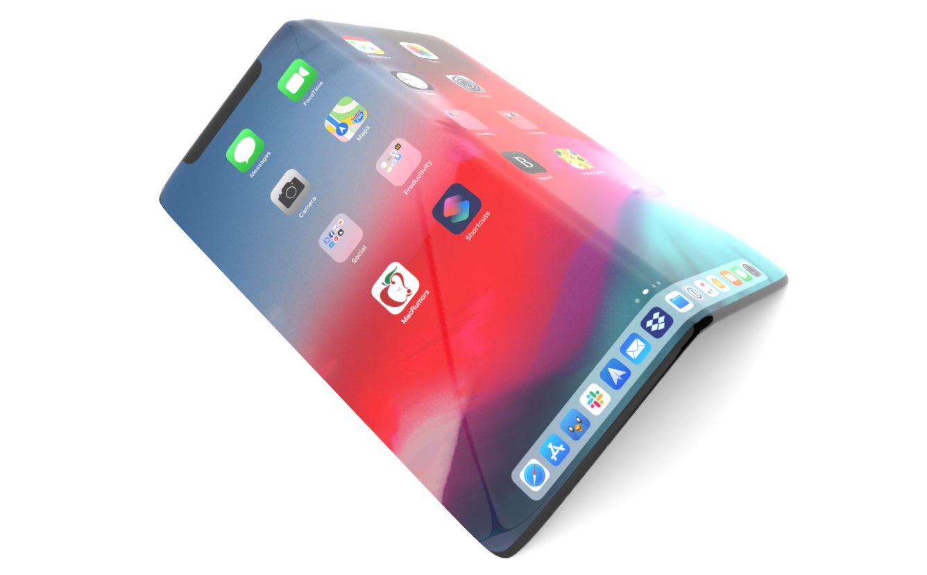 UBS Predicts Foldable iPhone or iPad by 2021, But Skepticism Abounds