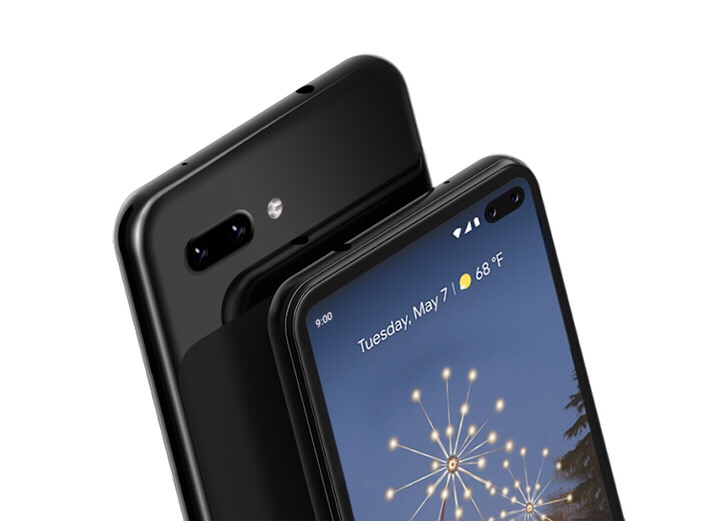 Google Pixel 4 Leaks Suggest Punch-Hole Selfie Camera and