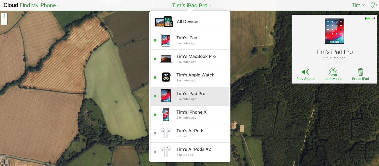 How to Use Find My iPhone on Mac or PC - MacRumors