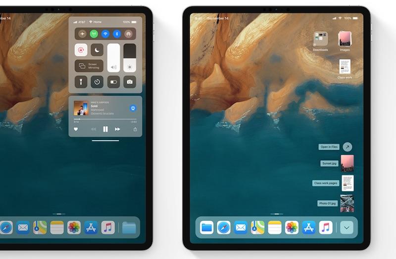 iOS 13 Concept Envisions Dark Mode, New Volume Indicator
