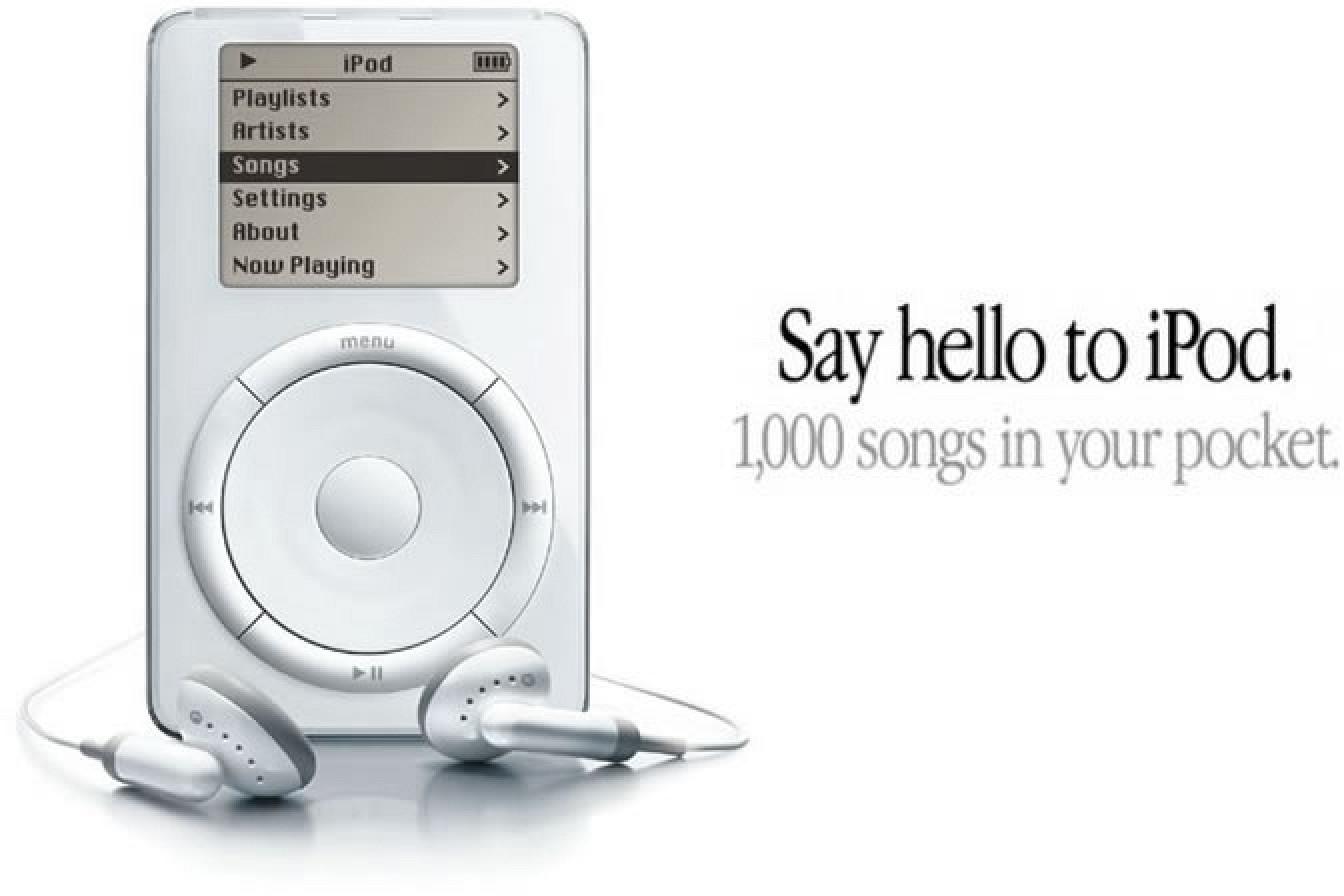 Very Rare Original iPod in Factory Sealed Box Hits eBay ...
