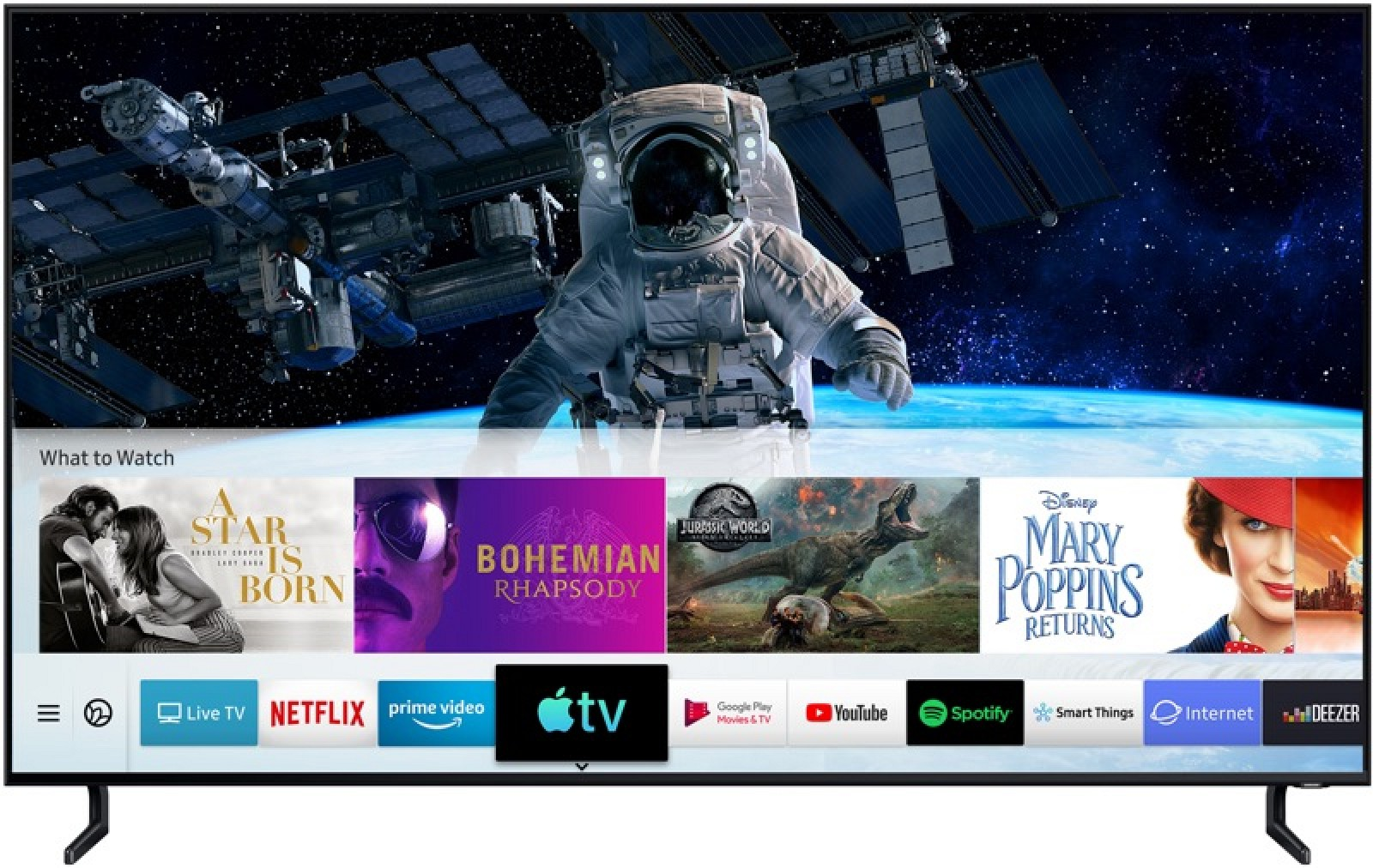 AirPlay 2 and TV App Now Available on Samsung Smart TVs - MacRumors
