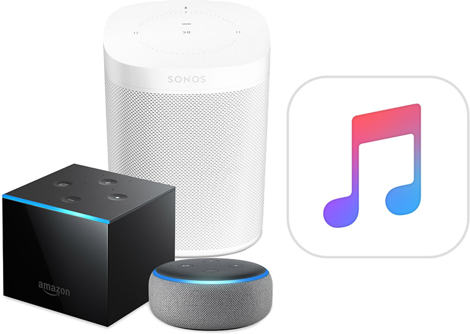 photo of Alexa Now Supports Apple Music in Australia and New Zealand on Echo, Sonos, and Fire TV Devices image