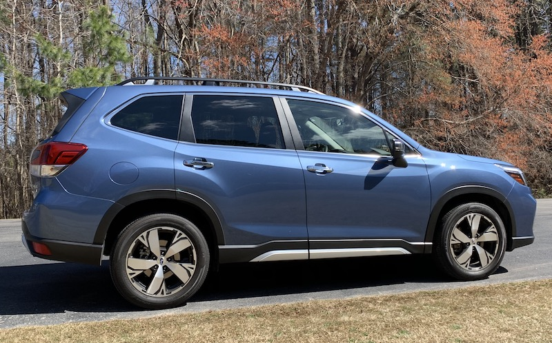 2019 Subaru Forester CarPlay Review - MacRumors