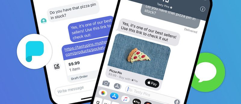 Apple Business Chat Now Available to Over 800,000 Shopify