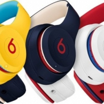 5463f9067a2 Apple's Beats Brand Launches New 'Beats Club Collection' Solo3 Wireless  Headphones