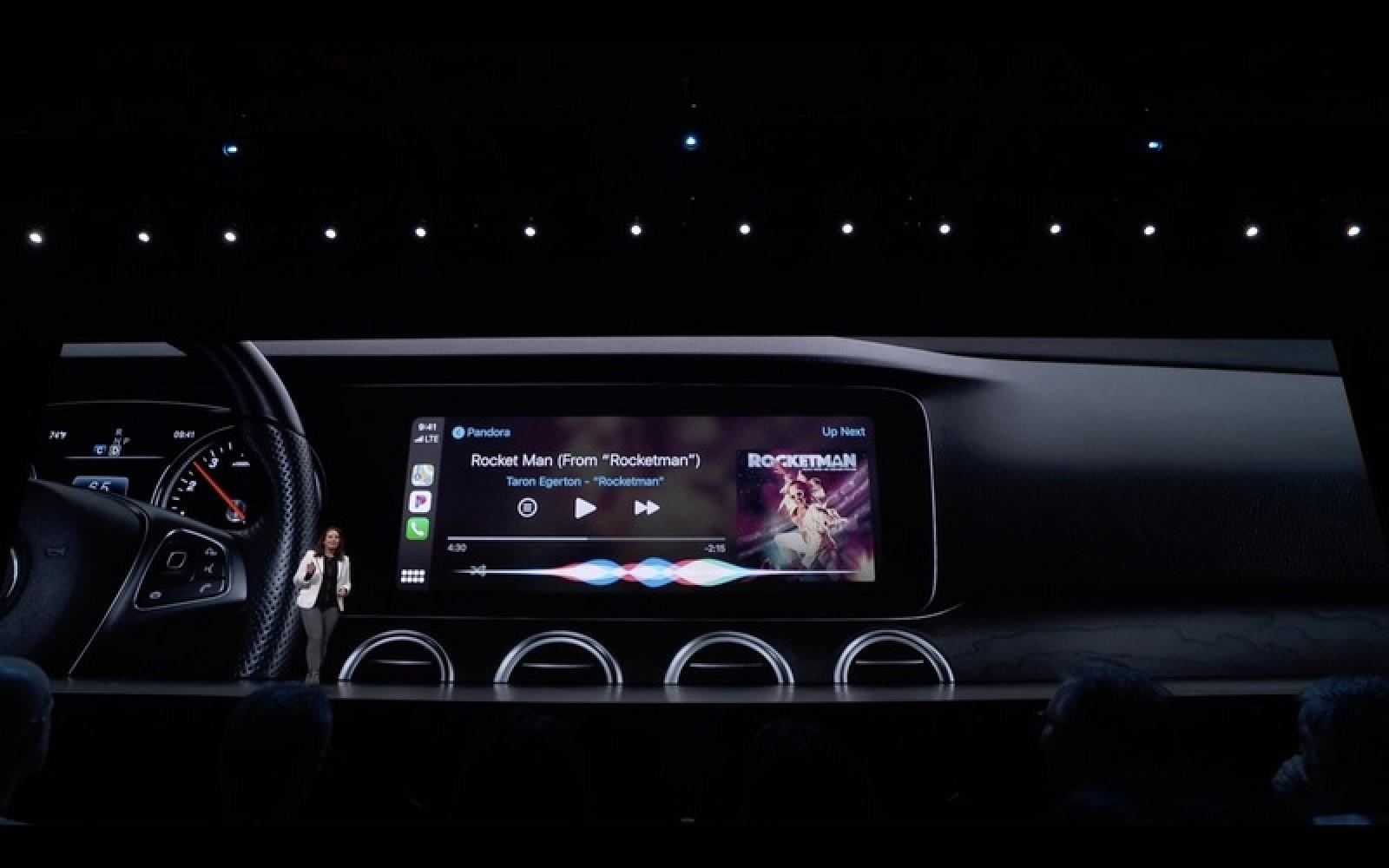 Apple Says iOS 13 to Bring 'Biggest Update to CarPlay Yet