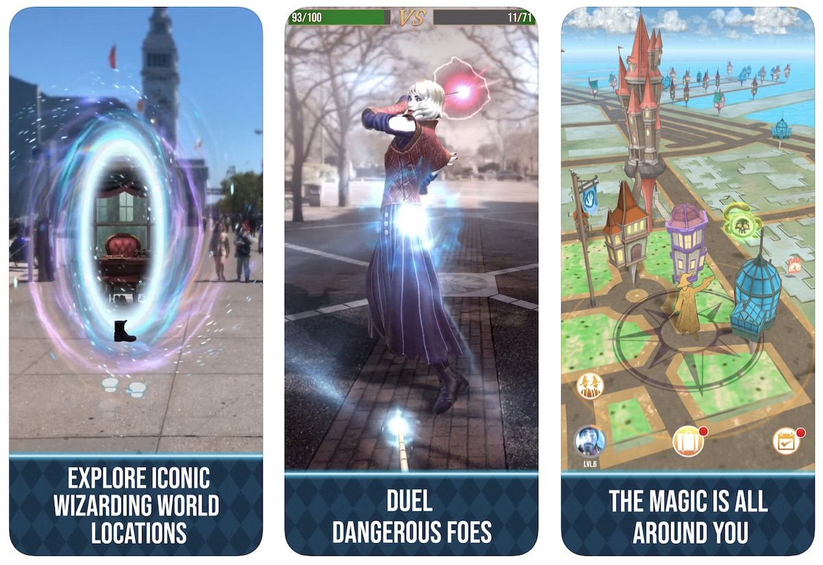 Augmented Reality Game 'Harry Potter: Wizards Unite' Launches Early