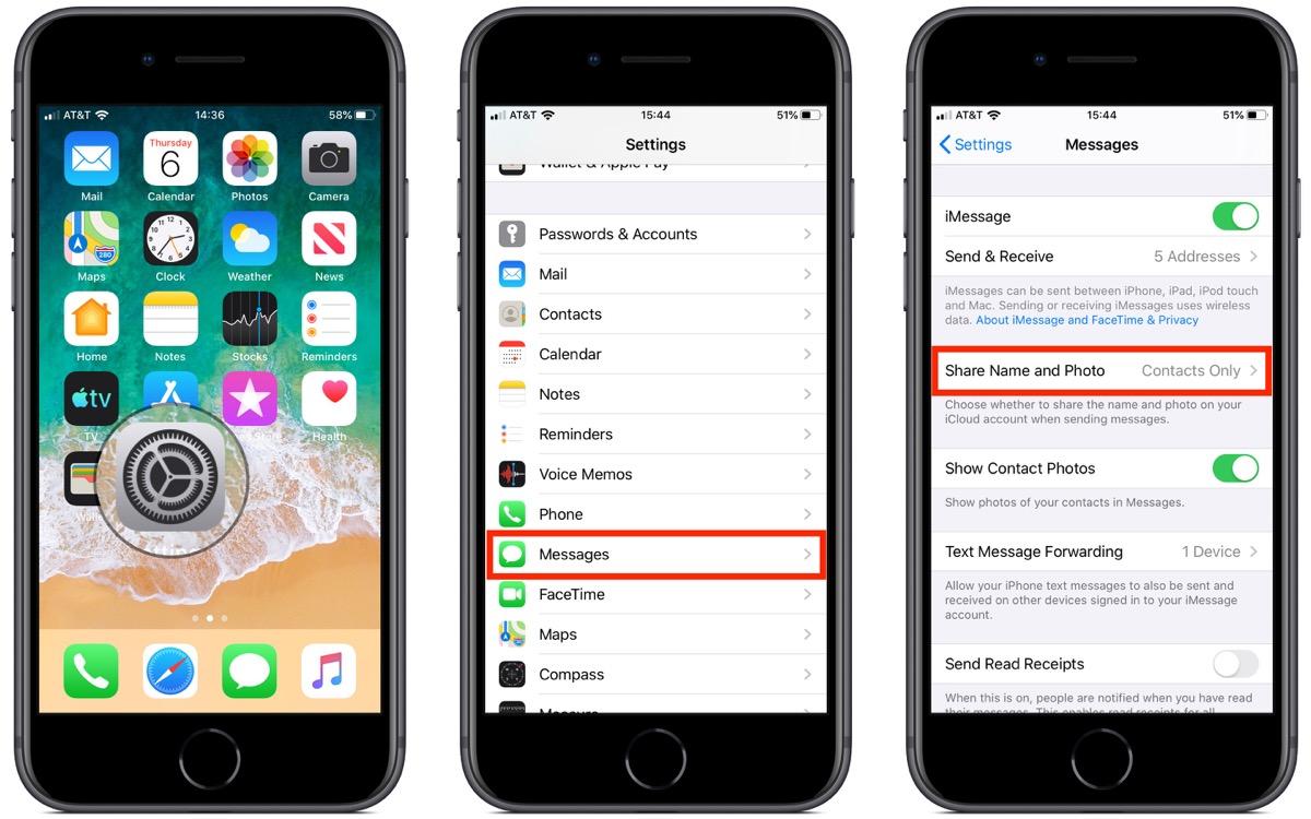 How to Create a Custom iMessage Profile in iOS 13 - MacRumors