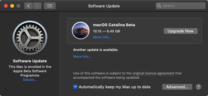 How to Install the macOS Catalina Public Beta - MacRumors