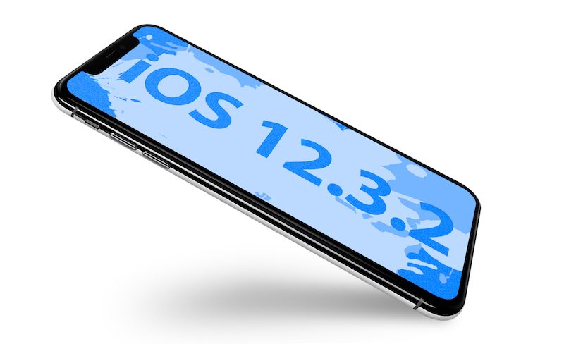 Apple Releases iOS 12 3 2 With Portrait Mode Fix on iPhone 8