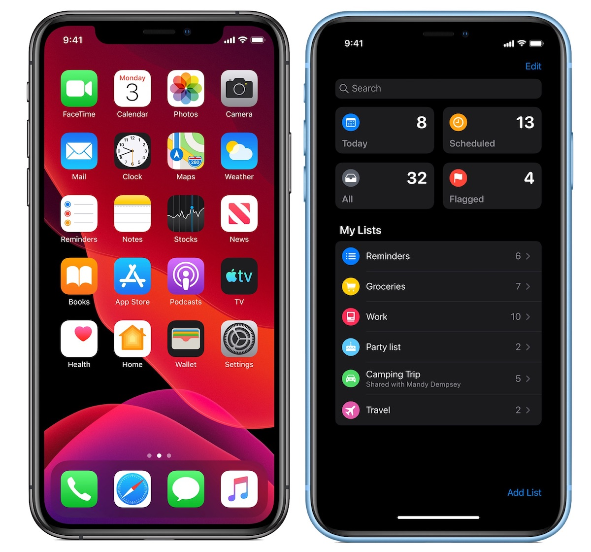 iOS 13 Gaining Revamped Reminders App and Enhanced Apple