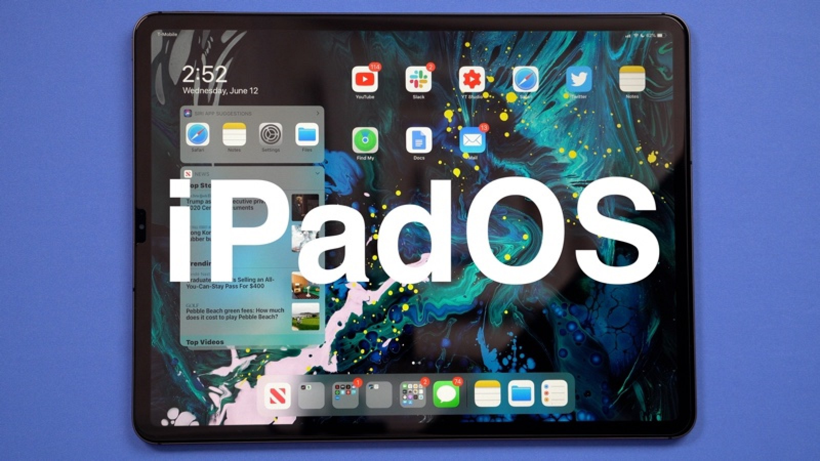 Hands-On With Apple's New iPadOS Software - MacRumors