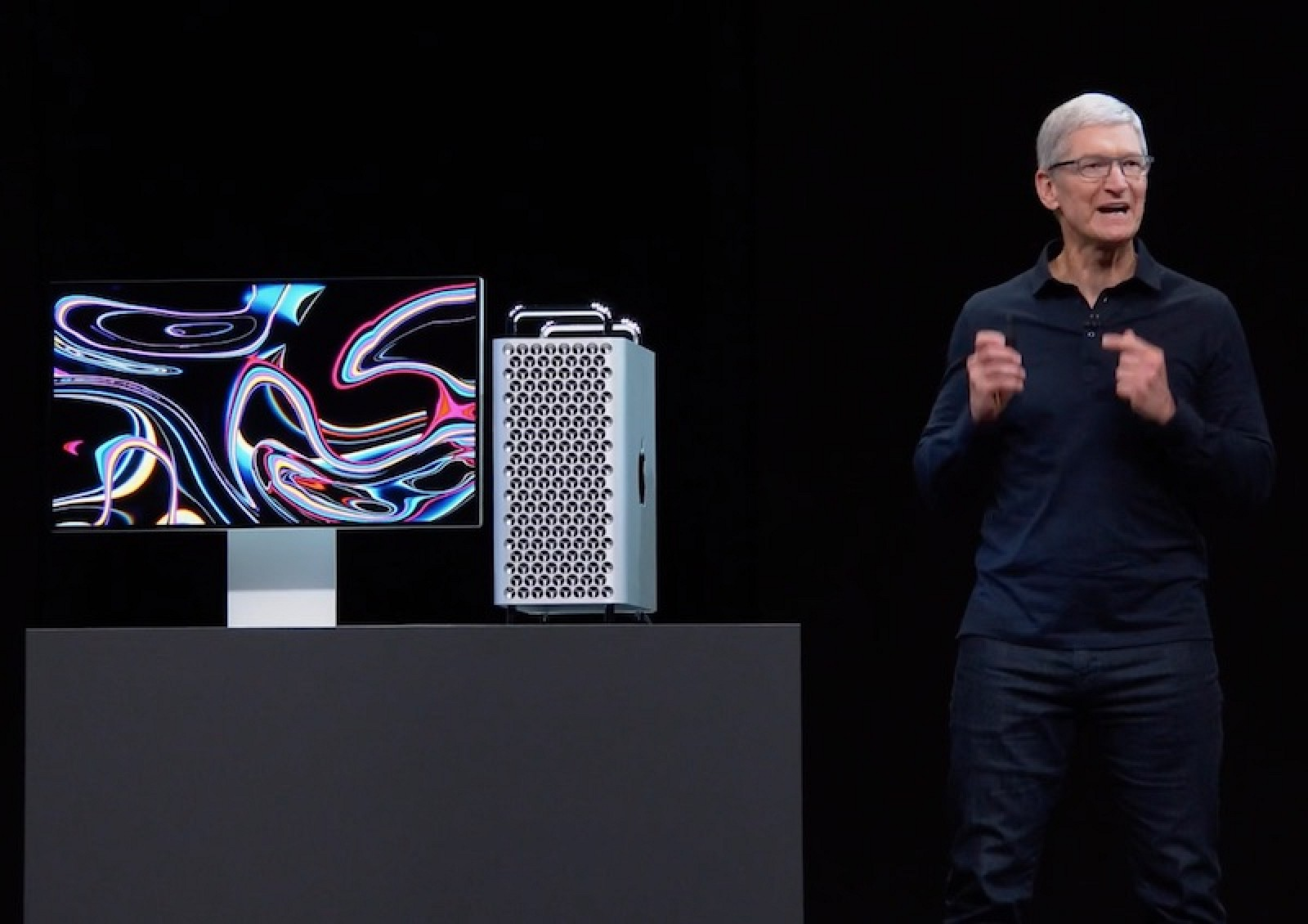 Apple Reveals All-New Mac Pro With Up to 28-Core Processor