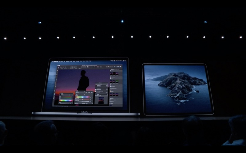 Apple Introduces Sidecar App for Using an iPad as a Mac's