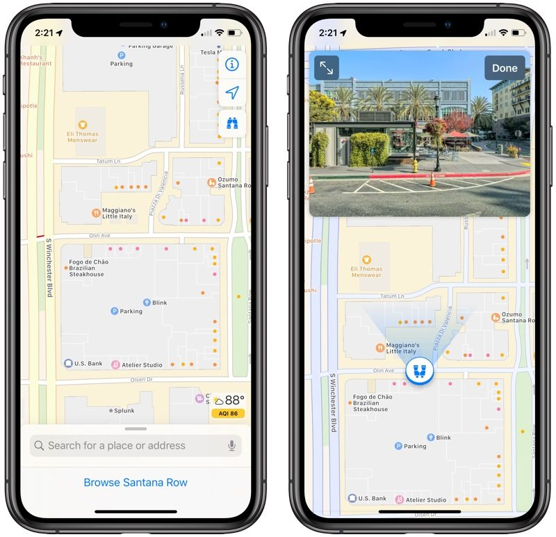 Apple Maps In Ios 13 Collections Favorites Look Around And More