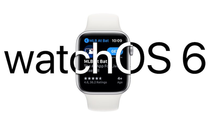 the latest 4fb0c 8813b Apple Seeds Sixth Beta of watchOS 6 to Developers - MacRumors
