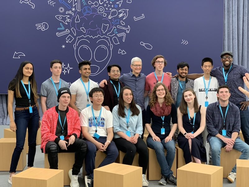 Photos From WWDC 2019: Mac Pro Studio, Get-Togethers, Scholars, Weezer Concert, and Beyond