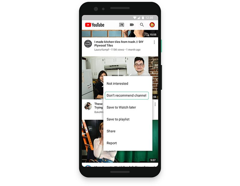 Youtube account to upload video from iphone 2020