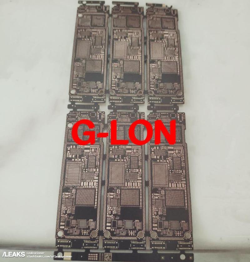 apple is widely expected to introduce three new iphones in september, and  ahead of time, photos of an alleged logic board for at least one of the  upcoming
