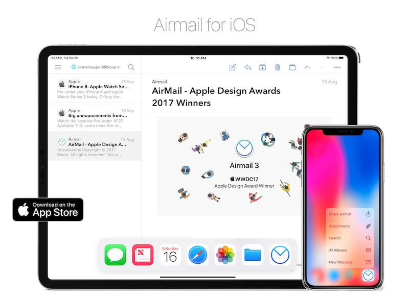 Airmail Users Frustrated About Sudden Switch to Subscription-Based Pricing on iPhone and iPad [Updated] | MacRumors