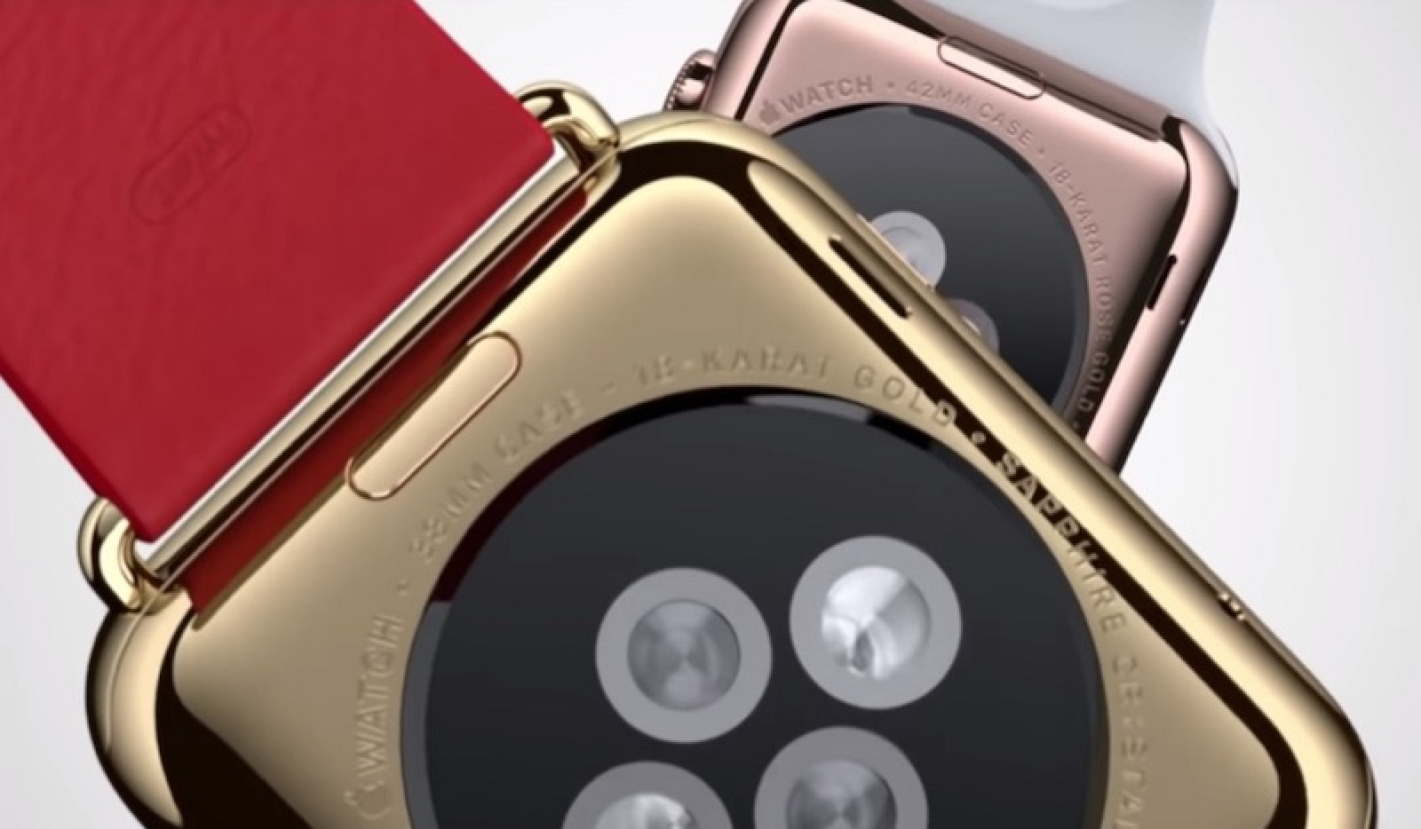 Bloomberg: 18-Karat Gold Apple Watch Edition Sales Fizzled After Just Two Weeks