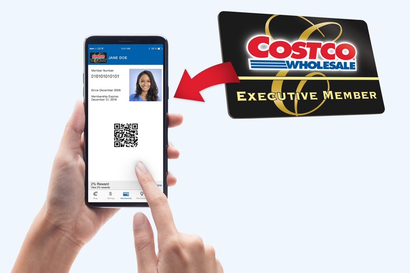 Costco App for iOS Now Supports Digital Membership Cards
