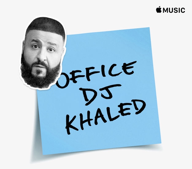 Apple Music Names DJ Khaled As First 'Artist-in-Residence'