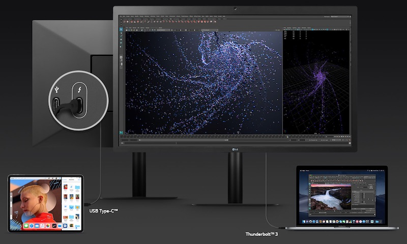 LG's New UltraFine 5K Display Limited to 4K Resolution When Used