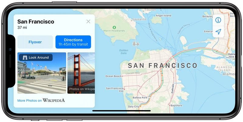 Apple Maps: Complete Guide to iOS 13 - MacRumors