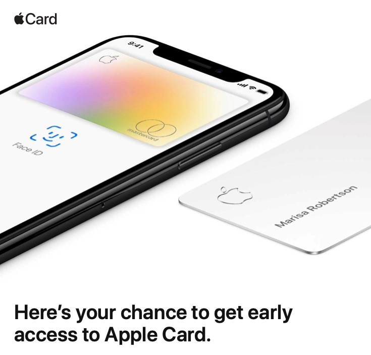 PSA: Apple Email Asks Users Who Signed Up for Apple Card