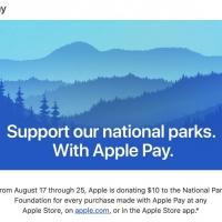Apple Pay promo on MacRumors