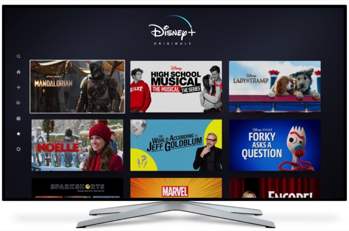Disney+ Will Offer up to Four Simultaneous Streams and 4K